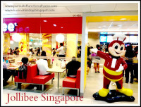 Now Open! Jollibee Singapore
