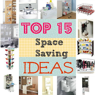 My top 15 space saving ideas pursuit of functional home - Space saving ideas for home ...