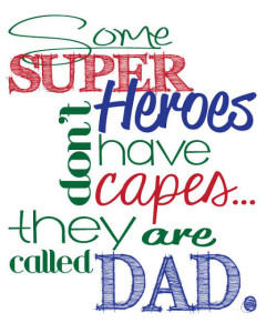 Free Father's Day Printable!