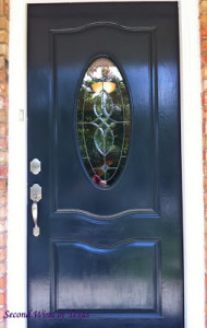 How to Economically Replace Leaded Glass in Door