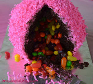 Pinata Cake Tutorial! by Loving Life in Pink
