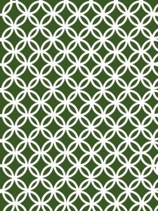 Graphic Image background Circulo Green
