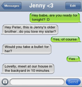 Funny Text Messages Image