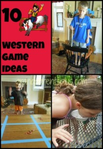 10 Western Game Ideas by Grand Parents Plus