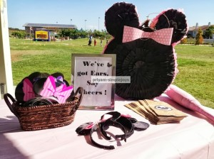 Minnie Mouse Birthday Party by Simple Joys