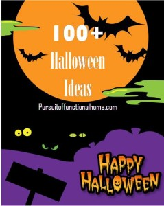 100+ Halloween Ideas