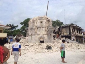 Bohol Earthquake Images 2