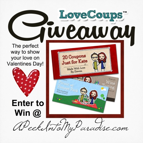 Love Coups Give-away!