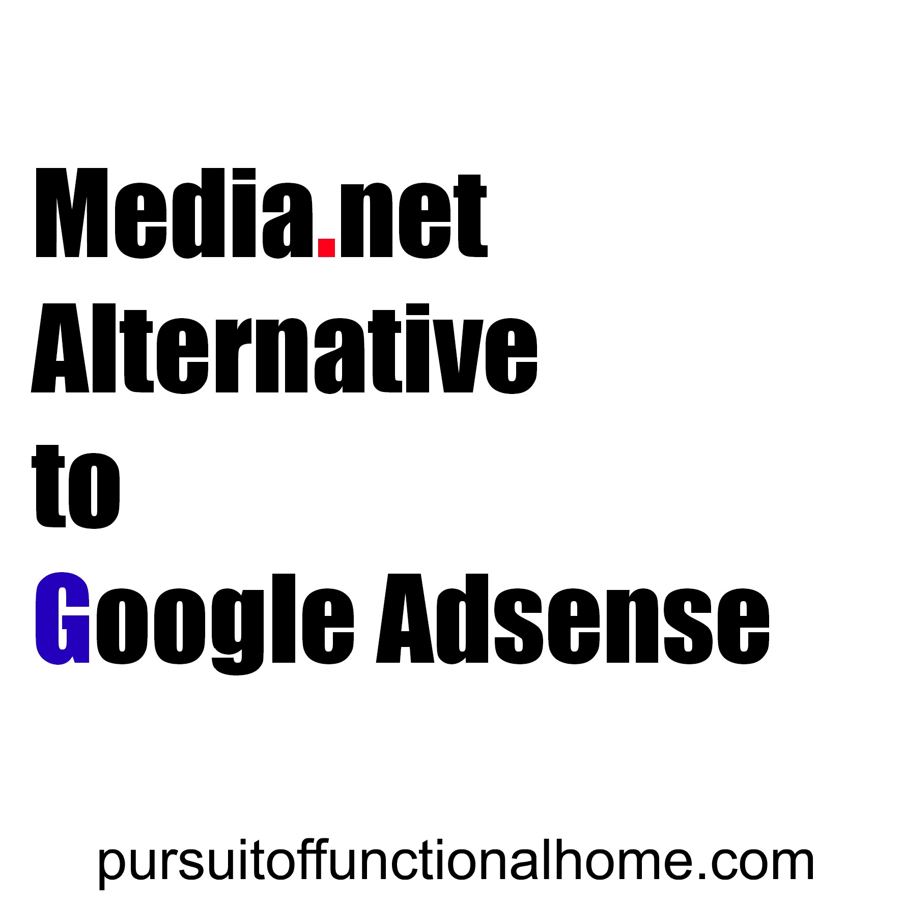 Media.net Alternative to Google Adsense