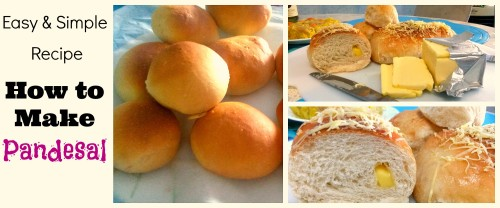 How to Bake Pandesal
