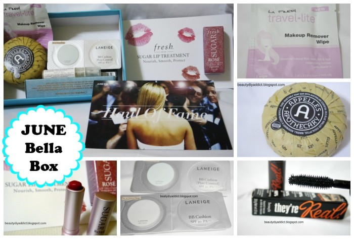 June Bella Box Thumbnail