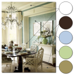 A Simple Color Palette that Evokes Luxe