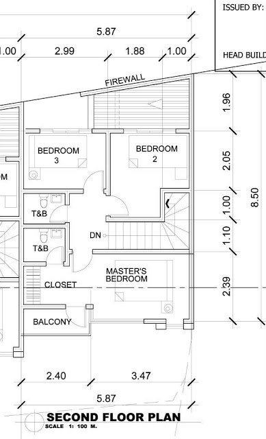 Second Floor Plan, how to buy a house