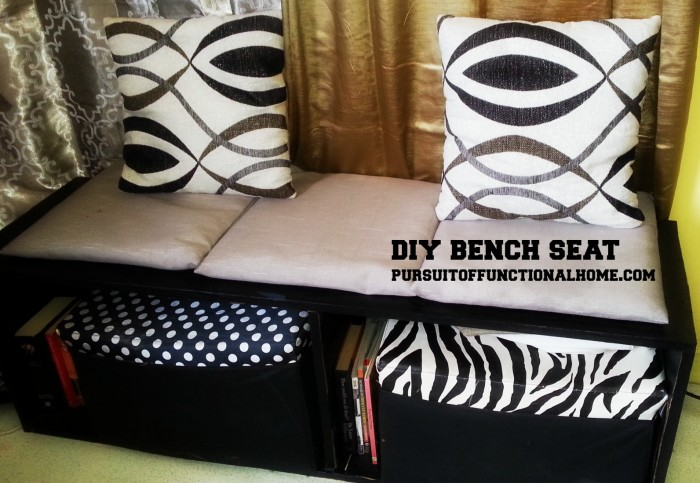 DIY Bench Seat, how to make a bench, cheap bench, wooden wall paper black,
