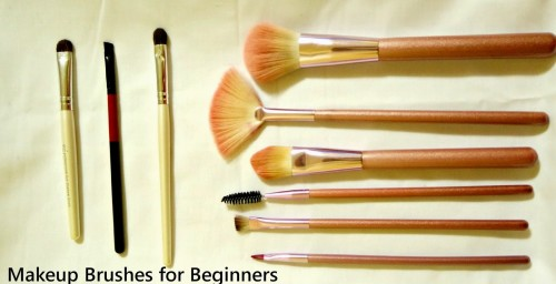 Basic makeup Brushes for Beginners