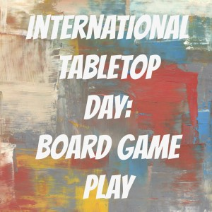 Game Board Play
