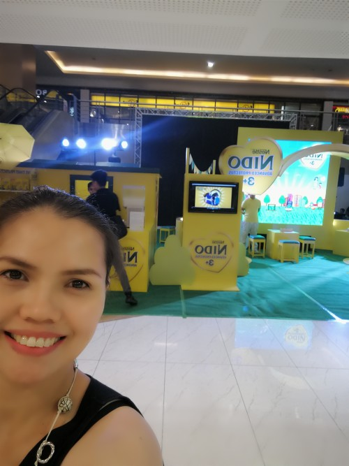 Nido Event at SM City Cebu August 19-20, 2017