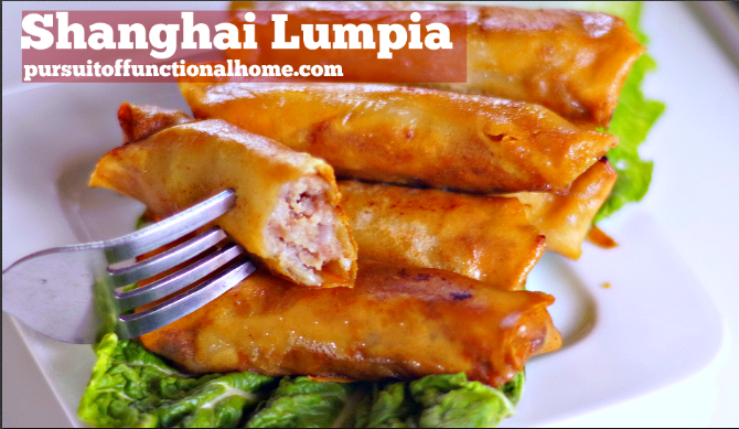 Shanghai Lumpia, lumpia shanghai, how to make lumpia