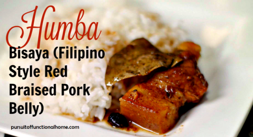 How to cook Humba with Sprite – Filipino Style Red Braised Pork Belly